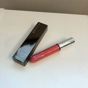 NWT Becca Glow Gloss in Tigerlily